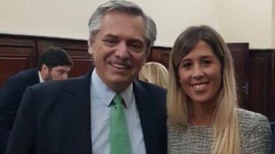 alberto fernandez hija marcela losardo g_20191130