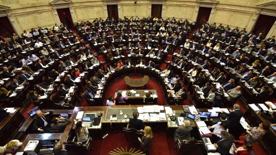 congreso hemiciclo bancas 20191130