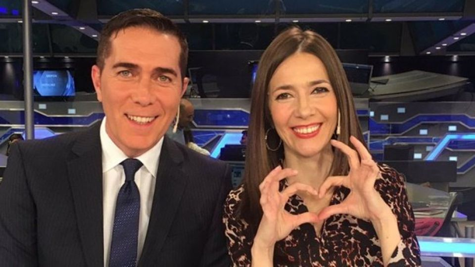 """El amoroso mensaje de Cristina Pérez para Rodolfo Barili: """"Te deseo toda la felicidad que te mereces"""""""