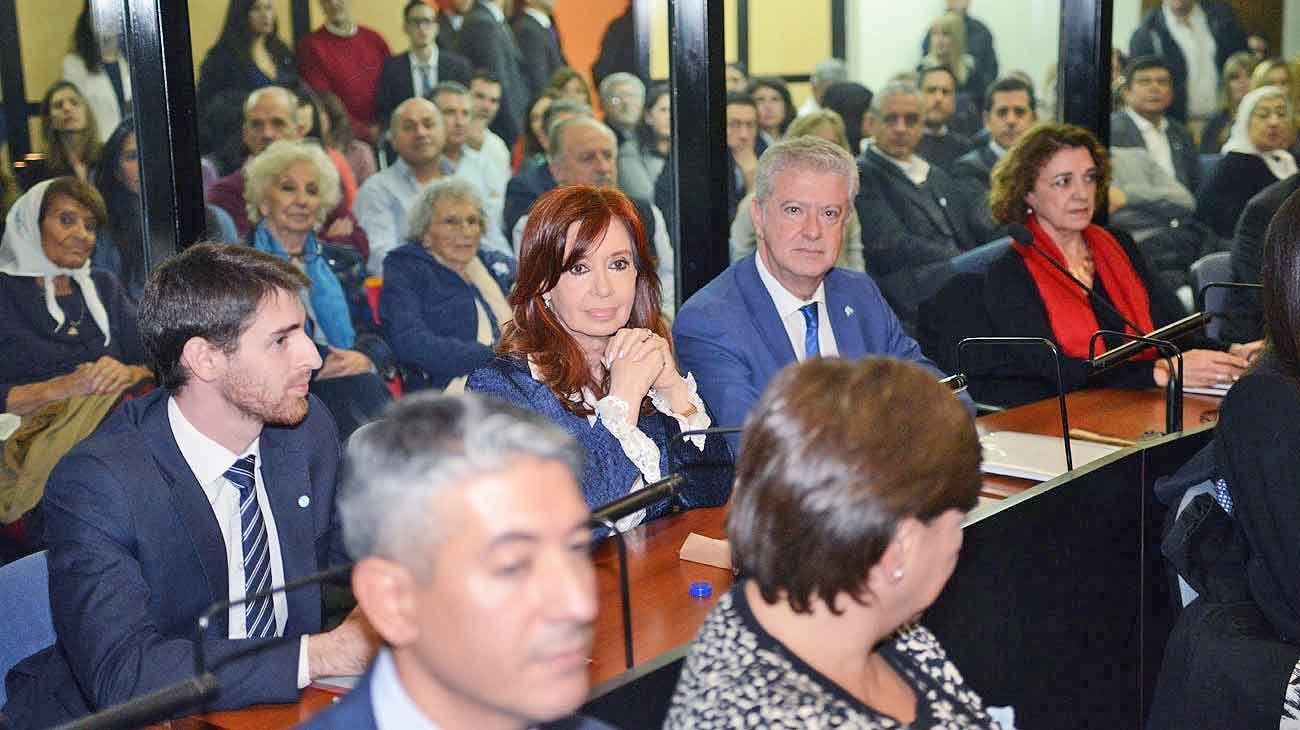 Proceso. Cristina volverá a la Sala AMIA de Comodoro Py, donde estuvo en mayo pasado. Como esa vez, la acompañarán varios dirigentes.