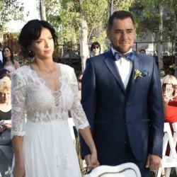 ¡Cumbre de famosos! Las mejores fotos del casamiento de Mercedes Funes