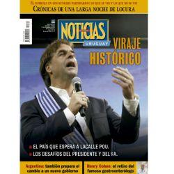 El 19 de Noticias Uruguay ya está en los kioscos. | Foto:CEDOC