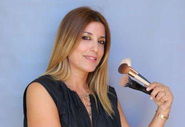 Natalia Ullasi, maquilladora