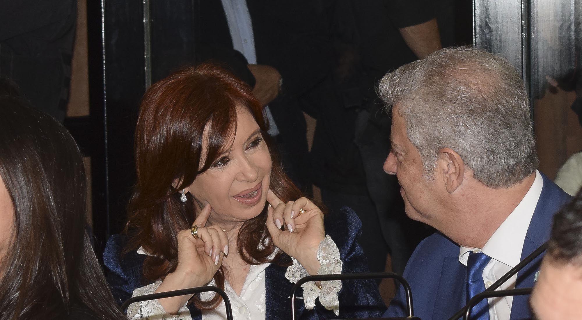 Cristina asiste a una nueva audiencia a los tribunales federales de Retiro en Capital Federal