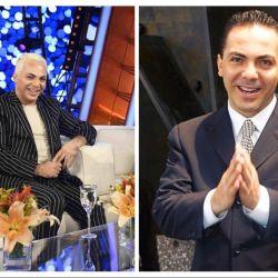 Cristian Castro cambio de look