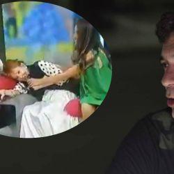Gastón Satrano habló sobre el video de su madre