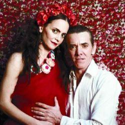 Maximiliano Guerra y Patricia Baca Urquiza