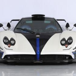 Pagani Zonda Riviera. Crédito: Silverstone Auctions.
