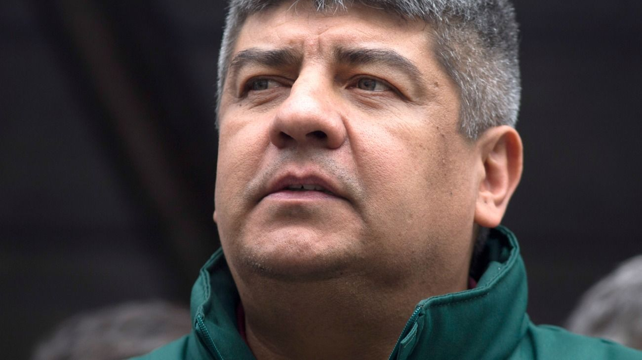 El secretario adjunto del Sindicato de Choferes de Camiones, Pablo Moyano, se refirió a la convocatoria de este lunes 2 de diciembre y adelantó que podrían realizar un paro.