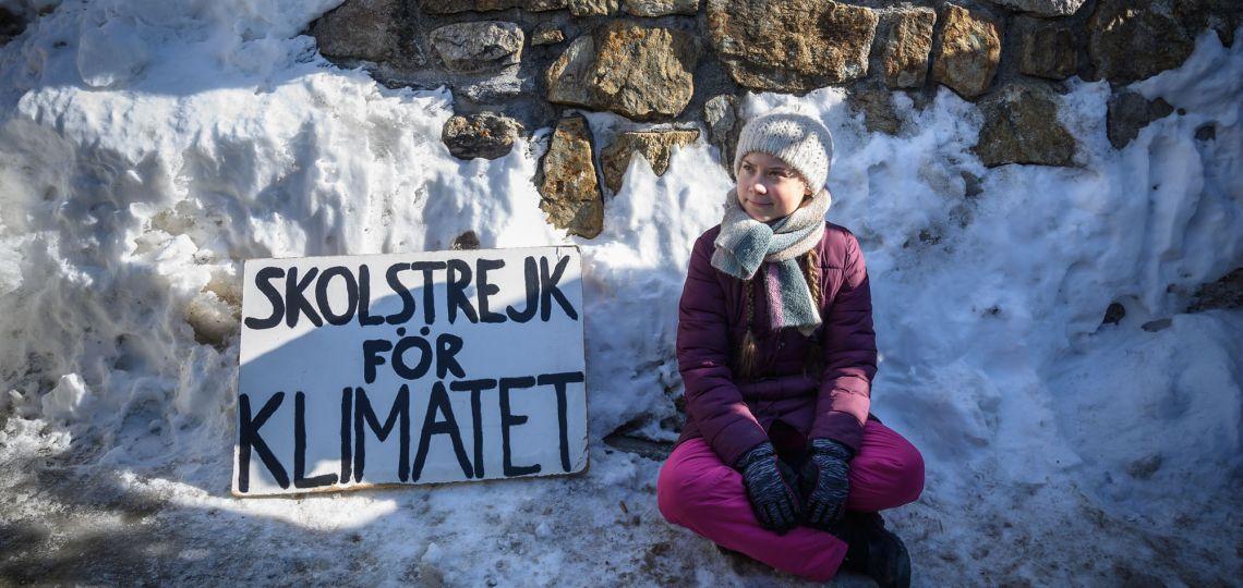 Cumbre del clima: Greta Thunberg ¿se reunirá con los reyes de España?