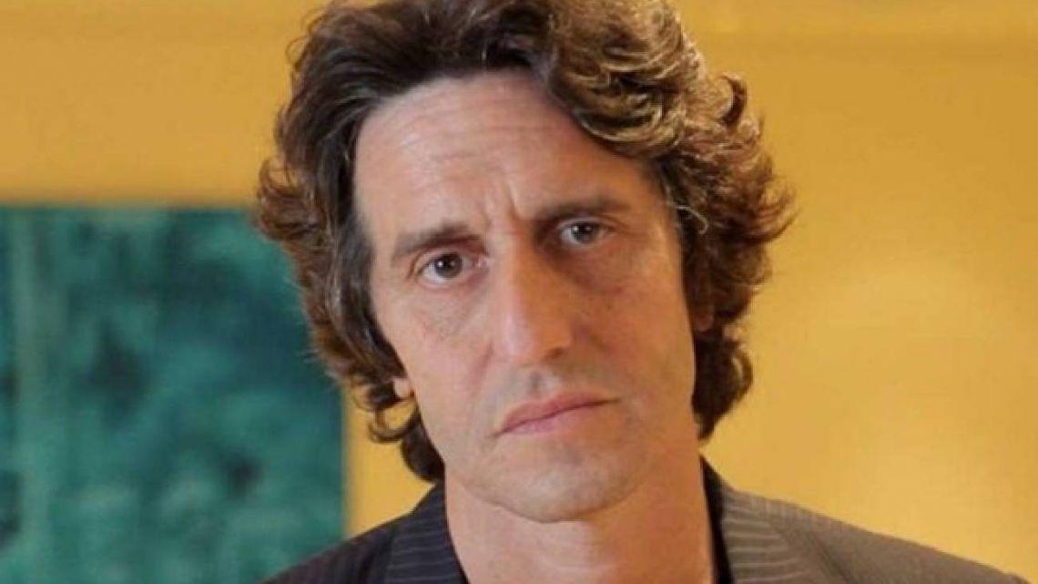 Diego Peretti fue víctima de un violento robo