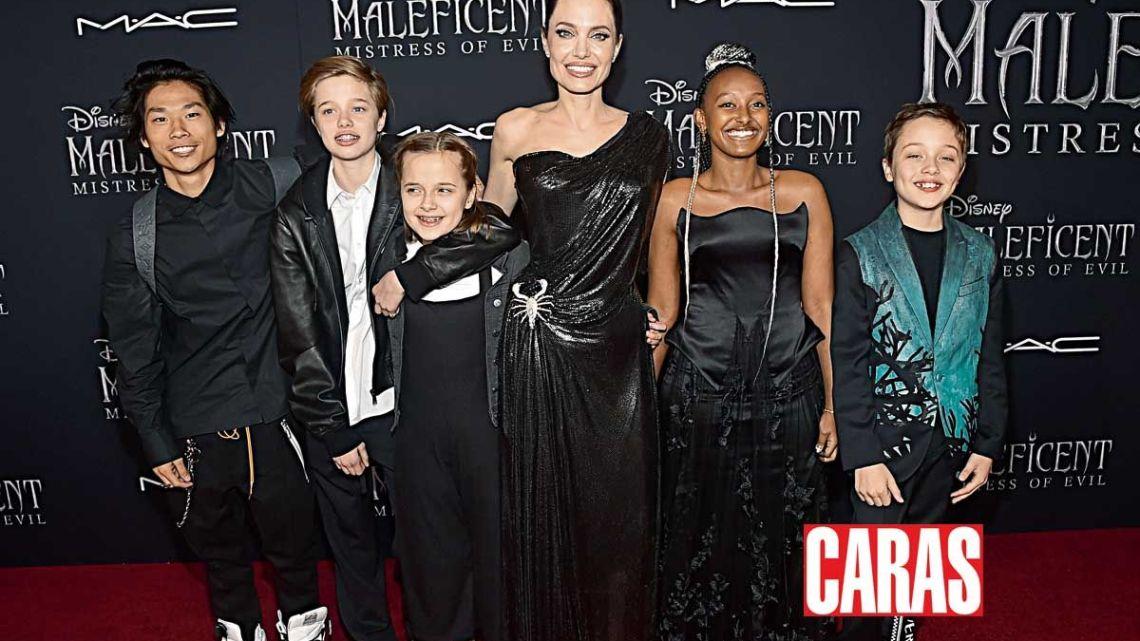 El hijo trans de Angelina Jolie y Brad Pitt cambió de nombre