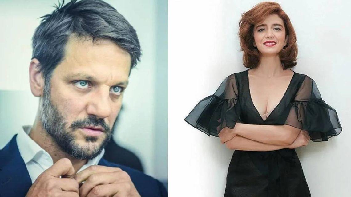 Rodrigo de la Serna habló de su separación con Erica Rivas
