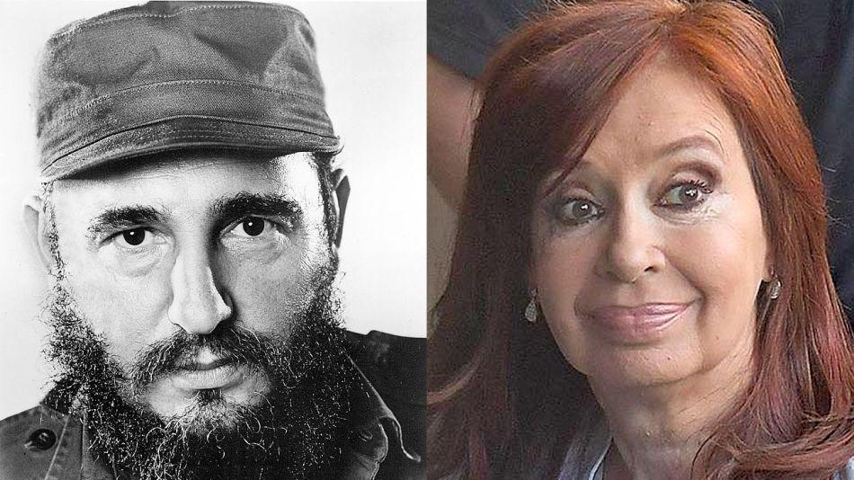 Fidel y Cristina la historia 20191202