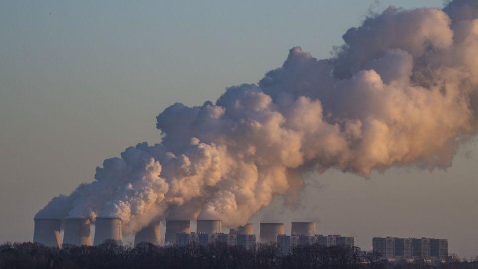 contaminacion cambio climatico