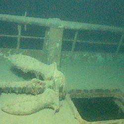 Según los informes de la época, 25 tripulantes murieron en el naufragio.