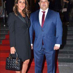 Vanesa y Felipe Noble Herrera   Foto:Equipo de Fotografía de Perfil