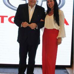 Carlos Stornelli y Florencia Antonini   Foto:Equipo de Fotografía de Perfil