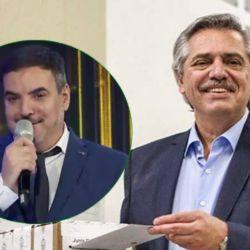 Diego Ripoll y Alberto Fernández