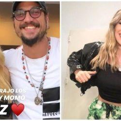"""Jimena Barón habló de su actual relación con Daniel Osvaldo: """"Estamos en un buen momento... ¡espero que sigamos así!"""""""