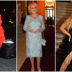 Los mejores looks de la Red Carpet del Colon por los 30 años de la Revista Noticias