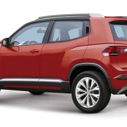 """Mini SUV"" Volkswagen (fuente: Quatro Rodas)"