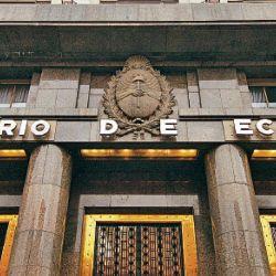 Minsiterio de Economía | Foto:Cedoc
