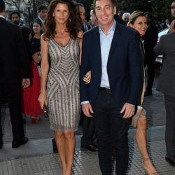 Analía Maiorana y Diego Santilli   Foto:Equipo de Fotografía de Perfil