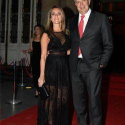Mariana Gallego y Mauricio Dalessandro   Foto:Equipo de Fotografía de Perfil