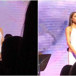 Tini Stoessel sorprendió con su actuación en el escenario del Teatro Colón