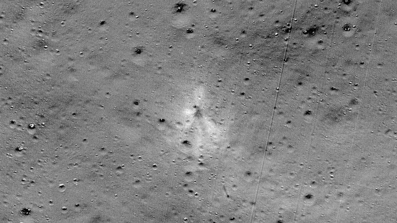 Qué encontró la NASA en la Luna gracias a la ayuda de una aficionado a la astronomía