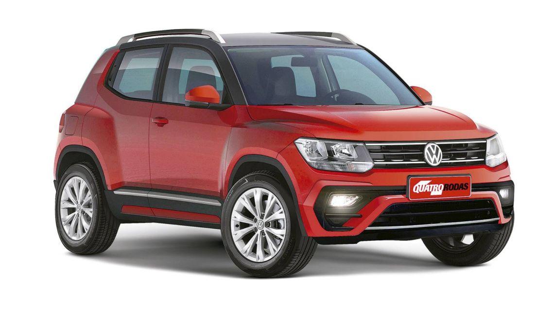 Parabrisas El Mini Suv De Volkswagen Ya Tiene Fecha