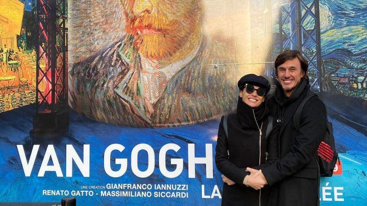 Tras su luna de miel, Pampita llegó al país y habló de los rumores de embarazo