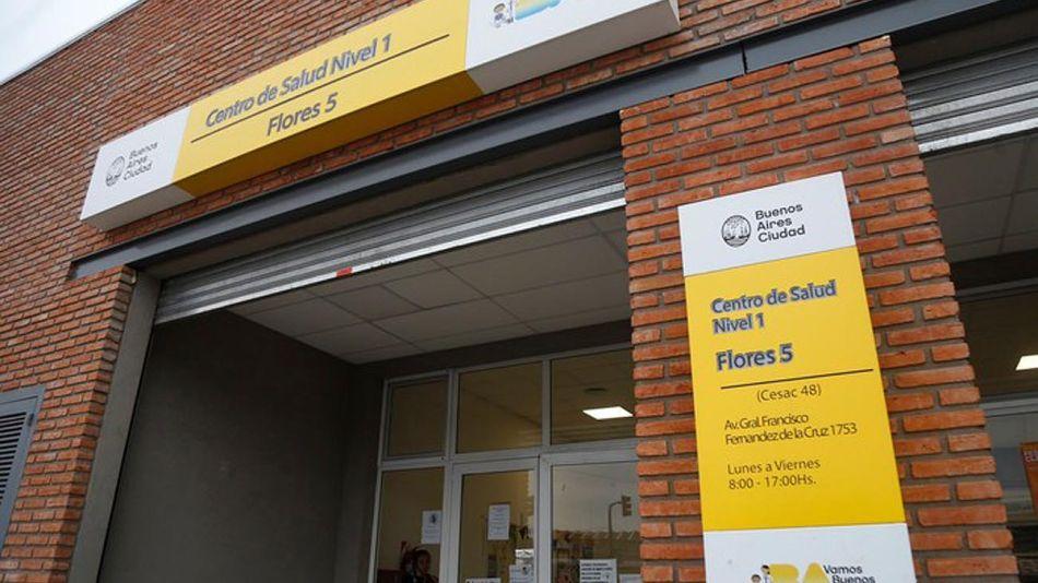 Centros de Salud CABA 20191203