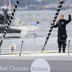Uno de los estandartes de este movimiento es la activista sueca Greta Thunberg, que se hizo famosa por su lucha contra la contaminación mundial.