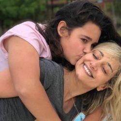 Andrea Ghidone y Natasha