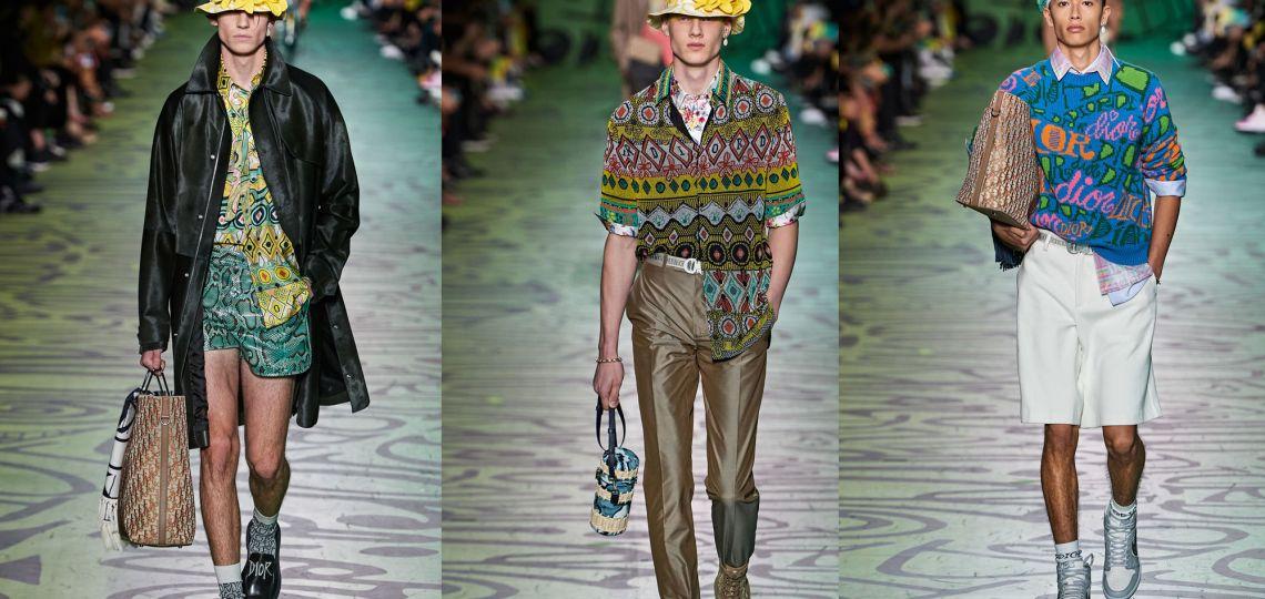 Así fue el espectacular desfile de Dior