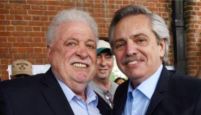 Ginés García González y Alberto Fernández.