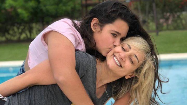 El cambio de vida de Andrea Ghidone que incluye a su hija