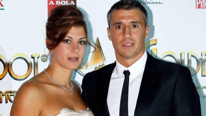Hernán Crespo se divorcia de Alessia Rossi tras 14 años de amor