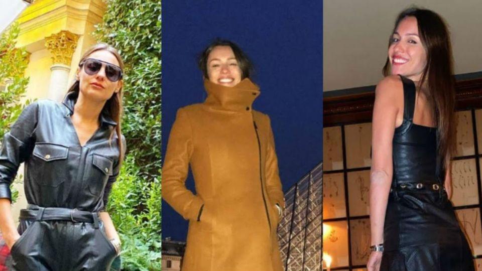Los mejores looks de Pampita durante su luna de miel