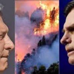 Macri, la Amazonia y Bolsonaro | Foto:Cedoc