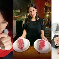 Nuevos Sommeliers. Ahora hay expertos en habanos, carne y agua. | Foto:Cedoc