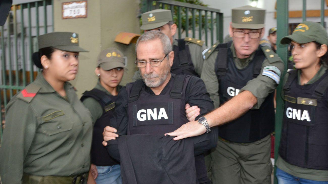 Ricardo Jaime está detenido desde el año 2016.
