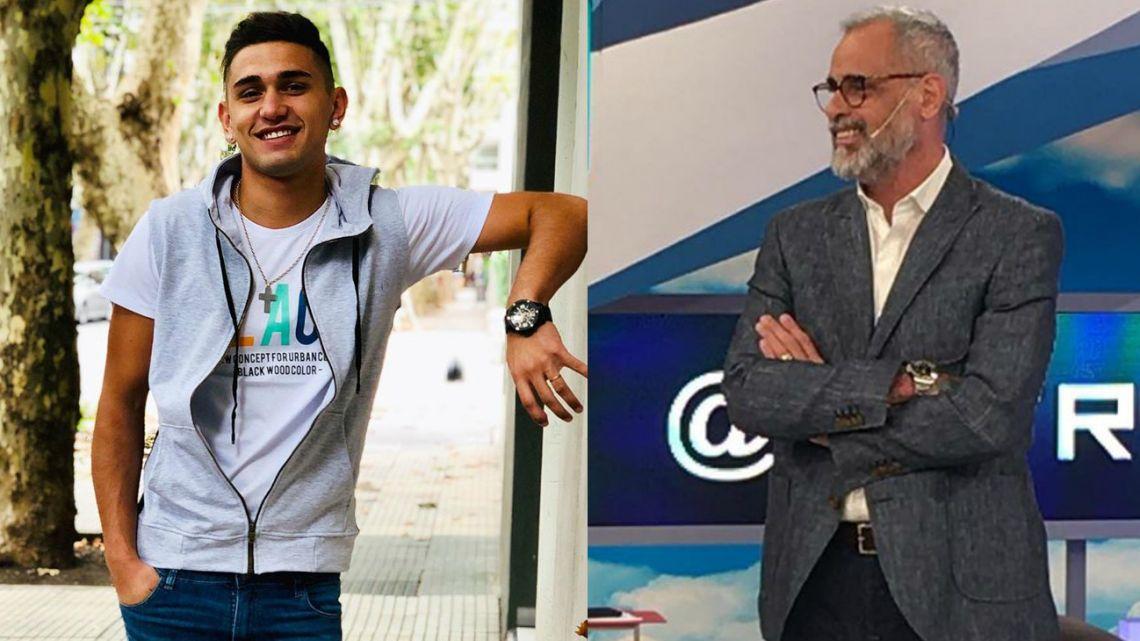 El gesto que selló la reconciliación de Jorge Rial y Facundo Ambrosioni