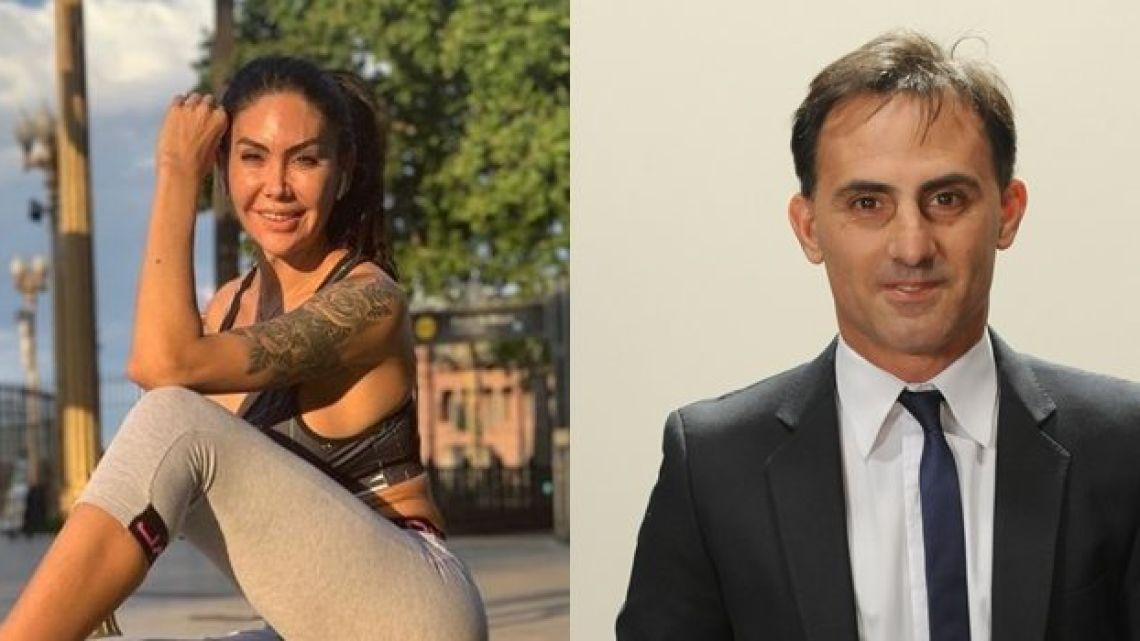 Julieta Biesa contó como fue su encuentro con Diego Latorre