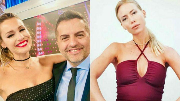 El picante comentario de Pampita sobre la pelea entre Ángel de Brito y Nicole Neumann