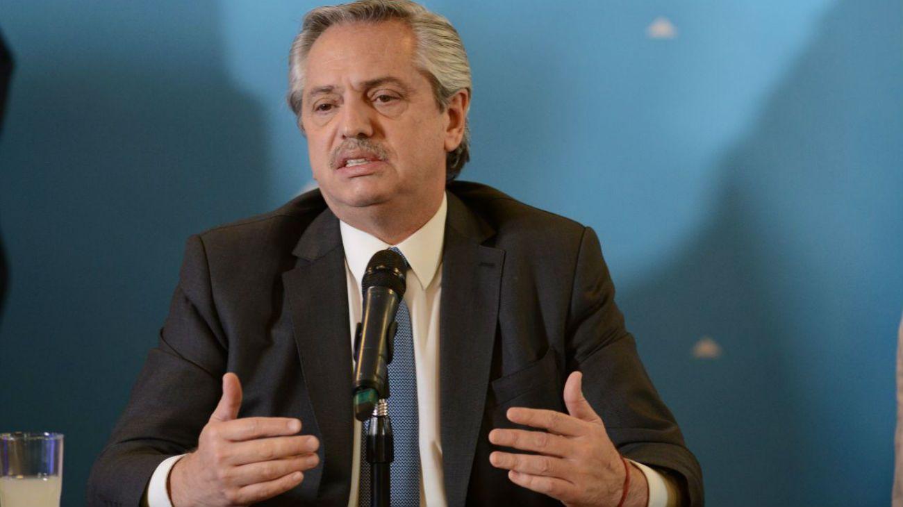 """Alberto Fernández: """"Critico que los jueces reaccionen ahora porque cambio el poder"""""""