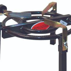 En el caso de los quemadores circulares para los discos paelleros encontraremos medidas que van de 25 a 40 cm de diámetro.