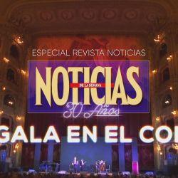 La gala de Noticias en el Colón | Foto:cedoc